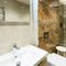 The Great Barn, Ullswater, The Lake District Ground floor: Loadpot - En-suite natural stone shower room with walk in monsoon and raindrop shower