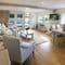 Snaptrip - Last minute cottages - Wonderful Bath Cottage S41794 - Ground floor:  Open plan dining and sitting area from the kitchen