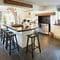 Slowpool & Littlepool, Offwell, near Honiton Ground floor: Kitchen/breakfast room with island unit seating eight