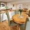 Snaptrip - Last minute cottages - Luxury Hambleton Cottage S72594 - Ground floor: Spacious kitchen with dining table and chairs