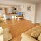Keeper's Lodge, Thirsk Ground floor: Open plan kitchen/sitting room