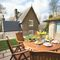 Snaptrip - Last minute cottages - Delightful Bishopstone Cottage S41662 - Garden and terraced area for outside dining