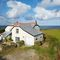 Snaptrip - Last minute cottages - Wonderful Tintagel Cottage S69788 - Merlins Cottage with its panoramic sea views