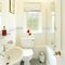 Chalmore Hole Ferry House, Wallingford Ground floor: Bathroom with overhead shower attachment