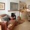 Snaptrip - Last minute cottages - Luxury Kirkby Moorside Cottage S60883 - Ground floor: Dining/sitting room with wood burning stove