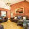 Lochside Cottage, Kenmore Comfortable open plan living area
