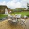 2 Kitts Hill , Trewethern, Chapel Amble Sun deck with garden table and chairs