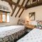 Brook Cottage (Wiltshire), Lower South Wraxall, Bradford on Avon First floor: Twin bedroom