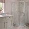 Draenllwynellen, Montgomery, near Newtown Ground floor:  Utility room with washing machine, shower and wc