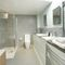 Middle Hollacombe Farmhouse, Hollacombe First floor: En-suite bathroom to master bedroom