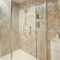 Middle Hollacombe Farmhouse, Hollacombe First floor: En-suite shower room to double bedroom with 5' bed