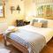 Deerpark Lodge, Staunton Harold, Ashby-de-la-Zouch Ground floor: Double bedroom with 4'6 bed with en suite shower room