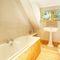 Deerpark Lodge, Staunton Harold, Ashby-de-la-Zouch First floor: Family bathroom