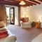 Cwm Bach, Dinas Cross, Newport Ground floor: Sitting room with patio doors to garden