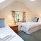 Cwm Bach, Dinas Cross, Newport First floor: Twin bedroom, can convert to 5ft bed on request