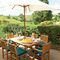 Rose Cottage (Dorset), Powerstock Enclosed garden with garden furniture and barbecue