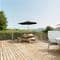 Snaptrip - Last minute cottages - Wonderful Aberporth Cottage S44635 - Large decked area at the front of the house with spectacular views