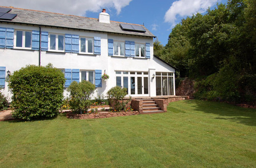 Snaptrip - Last minute cottages - Gorgeous Bishopsteignton Cottage S34092 -