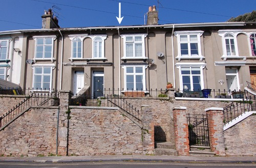 Snaptrip - Last minute cottages - Quaint Brixham Cottage S34093 -