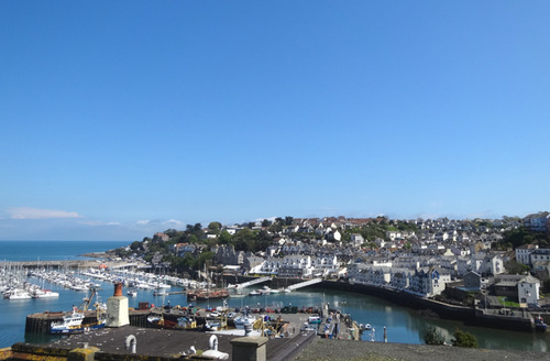 Snaptrip - Last minute cottages - Lovely Brixham Cottage S34104 -