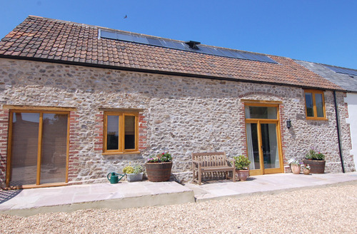 Snaptrip - Last minute cottages - Cosy Winsham Cottage S34125 -