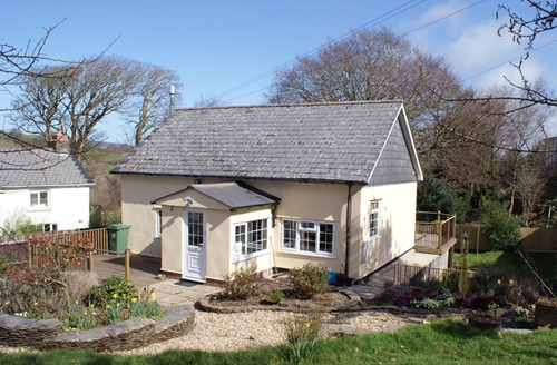 Snaptrip - Last minute cottages - Beautiful Combe Martin Cottage S34182 -