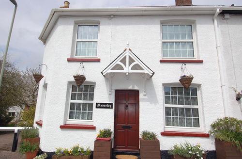 Snaptrip - Last minute cottages - Gorgeous Woodbury Cottage S34228 -