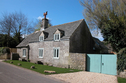 Snaptrip - Last minute cottages - Attractive Corfe Castle Cottage S34253 -