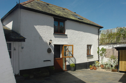 Snaptrip - Last minute cottages - Excellent Tedburn St Mary Cottage S34271 -