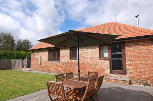 Snaptrip - Last minute cottages - Luxury Cheriton Bishop Cottage S34289 -