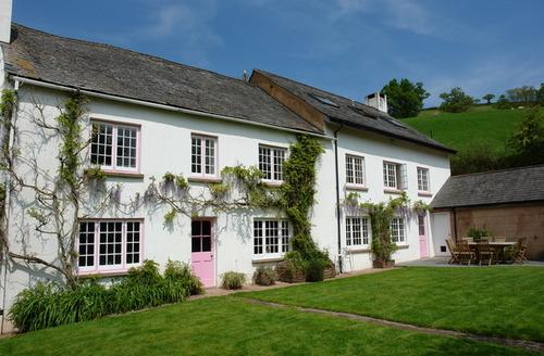 Snaptrip - Last minute cottages - Tasteful Bickleigh Cottage S34310 -