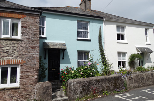 Snaptrip - Last minute cottages - Splendid Slapton Cottage S34357 -