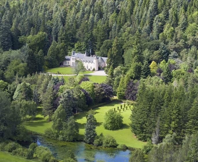 Strathdon Castle