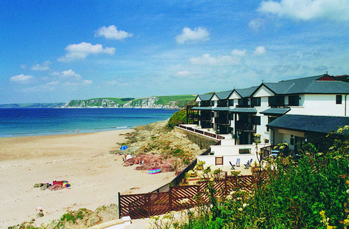 Snaptrip - Last minute cottages - Captivating Bigbury On Sea Apartment S34441 -
