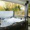 Goldcrest, Kinnerley, near Oswestry Relax in the hot tub on the veranda