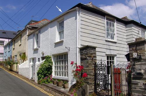 Snaptrip - Last minute cottages - Excellent Padstow Cottage S34486 -