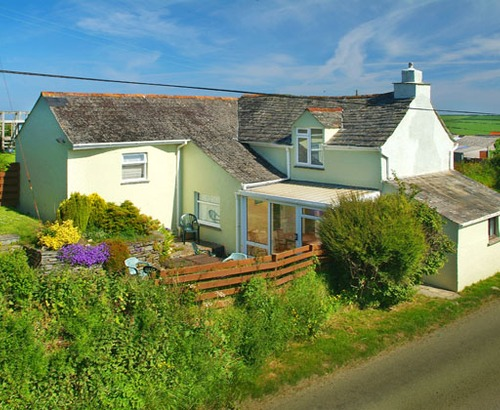 Stunning Delabole Cottage S34511 Rough Park Farm