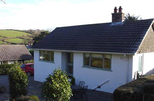Snaptrip - Last minute cottages - Stunning Boscastle Cottage S34533 -