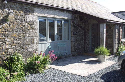 Snaptrip - Last minute cottages - Excellent Trelights Cottage S34548 -