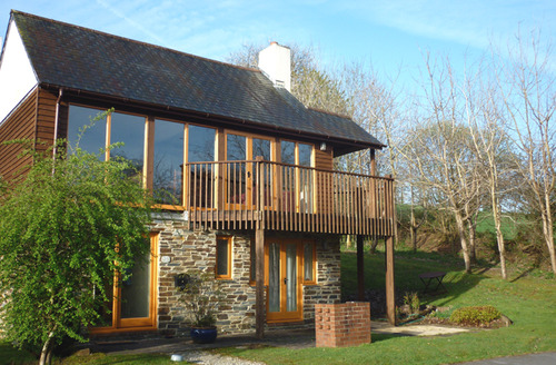 Snaptrip - Last minute cottages - Excellent St Mellion Lodge S34598 -