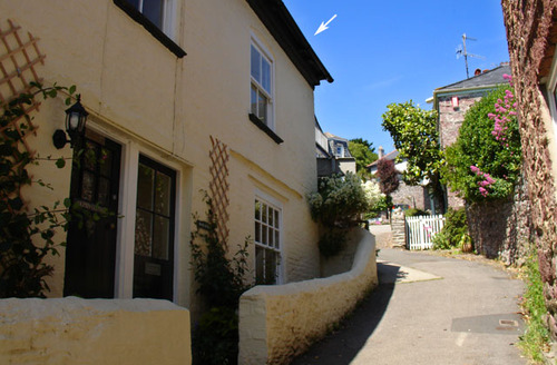 Snaptrip - Last minute cottages - Splendid Kingsand And Cawsand Cottage S34607 -