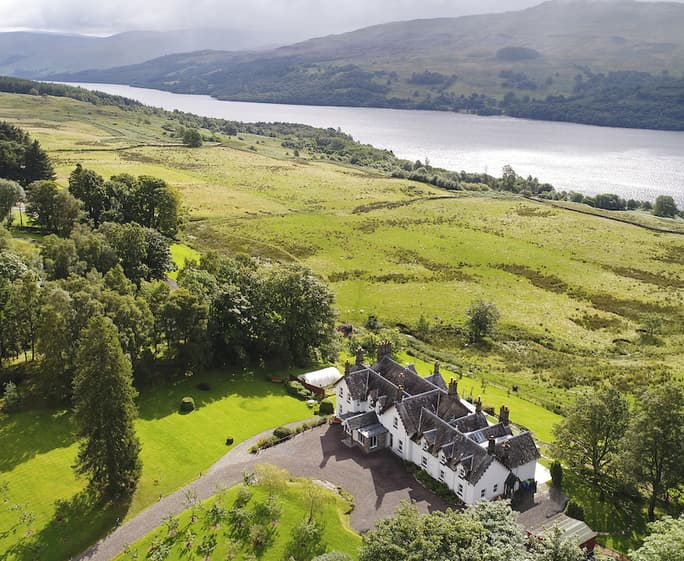 Loch Tay Manor