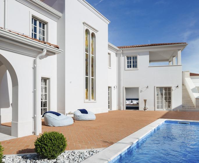 Villa Tihomira