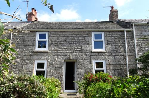Snaptrip - Last minute cottages - Lovely St Just Cottage S34722 -
