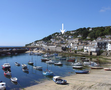 Snaptrip - Last minute cottages - Splendid Mousehole Cottage S34725 -