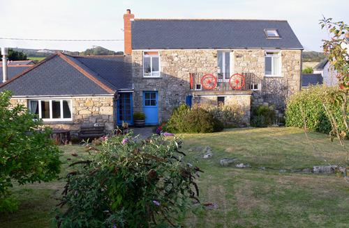 Snaptrip - Last minute cottages - Delightful Trezelah Cottage S34736 -
