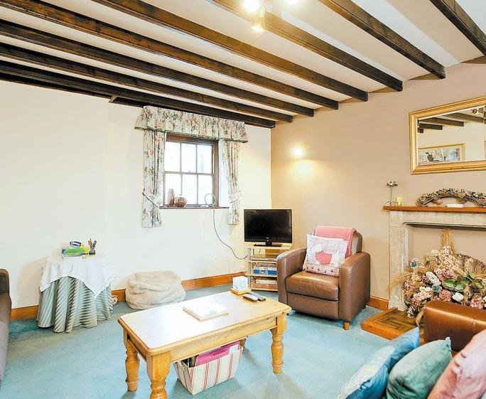 Mews End Cottage Living room | Mews End Cottage, Middleham, nr. Leyburn