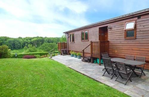 Snaptrip - Last minute cottages - Quaint Narberth Lodge S37185 -