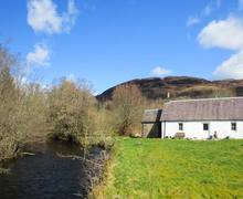 Snaptrip - Holiday cottages - Charming Brig O Turk Cottage S37476 -