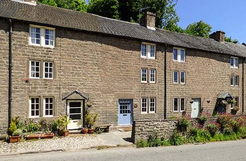Snaptrip - Last minute cottages - Excellent Cromford Cottage S37497 -